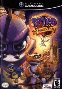 Spyro: A Hero's Tail per GameCube