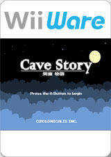 Cave Story per Nintendo Wii