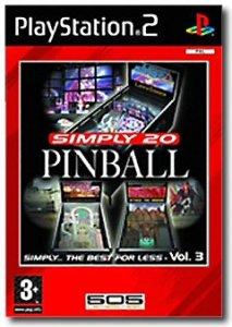 Simply 20: Pinball per PlayStation 2