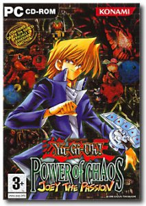 Yu-Gi-Oh! Power of Chaos: Joey the Passion per PC Windows