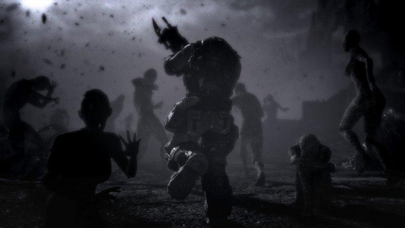 Gears of War 3 non sarà più facile, dice Bleszinski