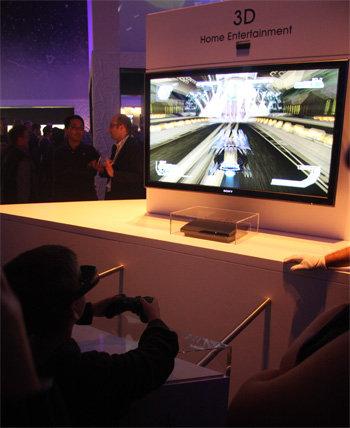 50 giochi con supporto 3D in lavorazione per PlayStation 3