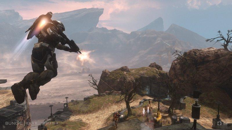 Il responso di Digital Foundry sulla beta di Halo: Reach