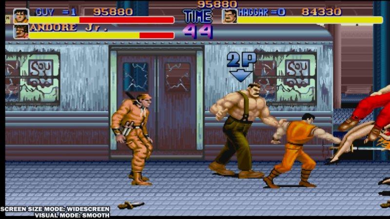 Capcom Arcade, arrivano Final Fight e 1943