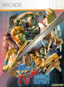 Final Fight: Double Impact per Xbox 360