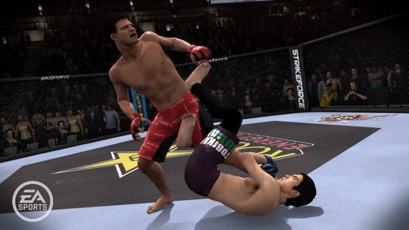 In arrivo una demo per EA Sports MMA