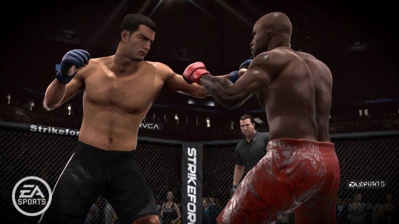 EA conferma un seguito per MMA