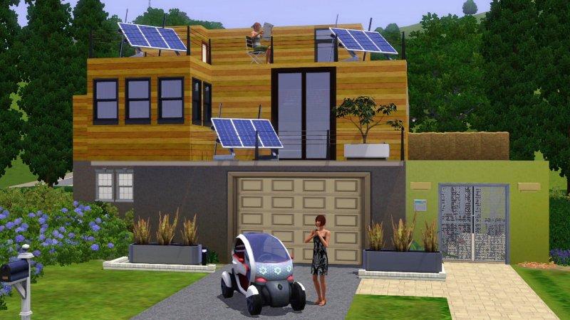 Espansione all'aria aperta per The Sims 3