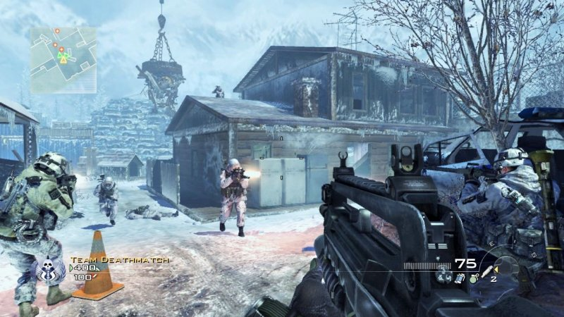 Altro weekend gratuito per Call of Duty: Modern Warfare 2 su Steam