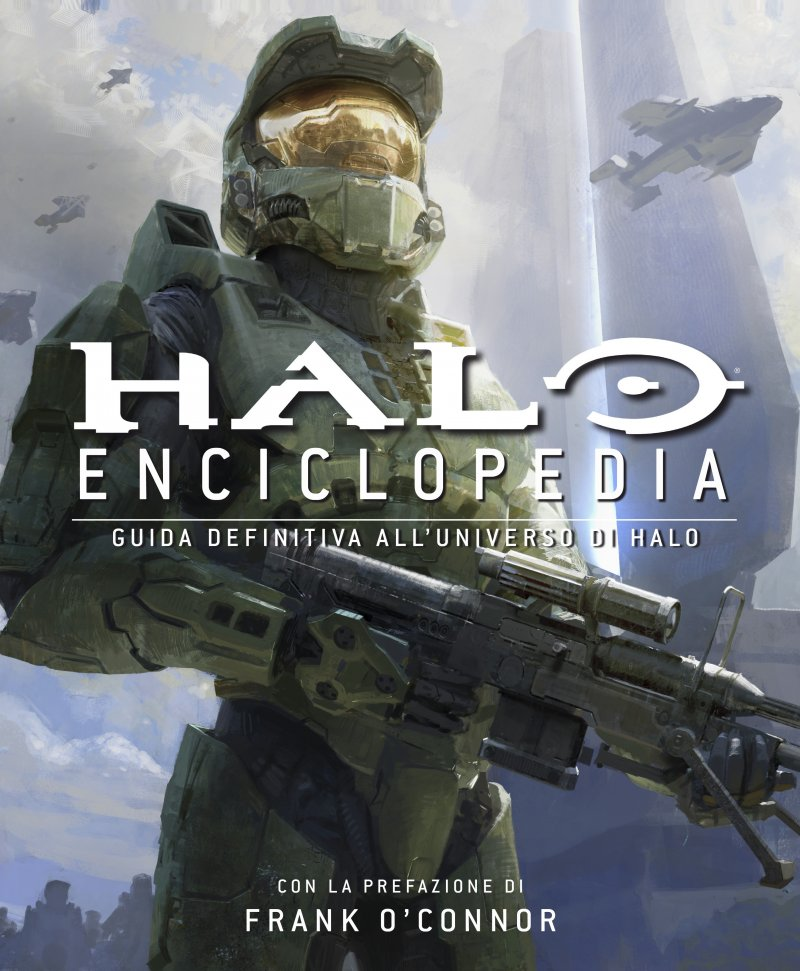 Un'enciclopedia di Halo da Multiplayer Edizioni