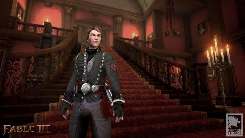 Una nuova immagine per l'eroe di Fable 3