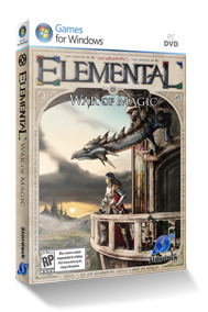 Elemental: War of Magic per PC Windows