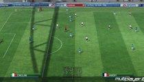 Mondiali FIFA Sudafrica 2010 - Inghilterra vs Spagna e Italia vs Francia Gameplay