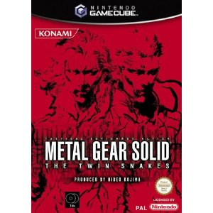 Metal Gear Solid: The Twin Snakes per GameCube