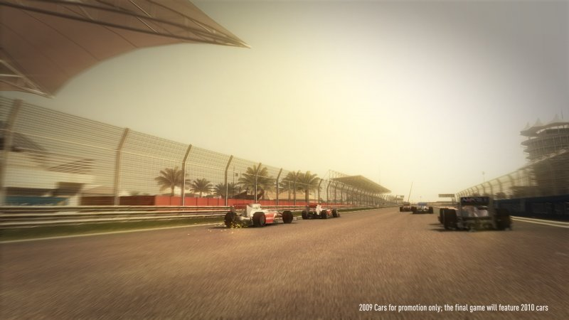 Codemasters in pole position