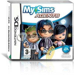 MySims Agents per Nintendo DS
