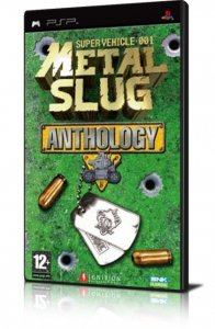 Metal Slug Anthology per PlayStation Portable
