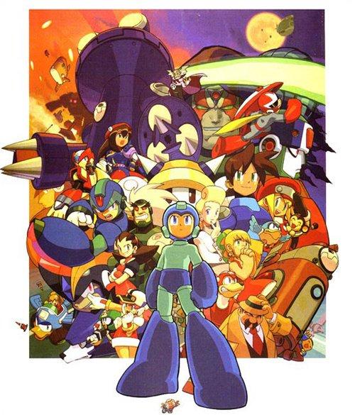 Nuove informazioni per Mega Man Online
