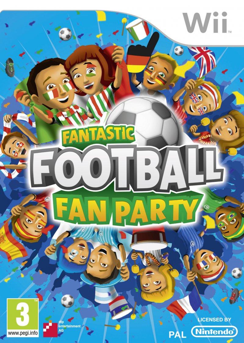 Koch Media presenta Fantastic Football Fan Party