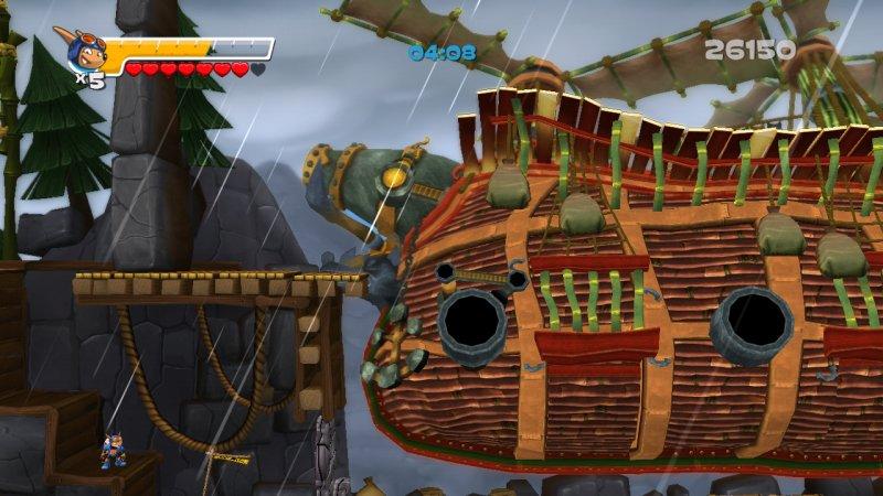 Rocket Knight arriva il 12 maggio su Live e Steam, il 18 su PSN