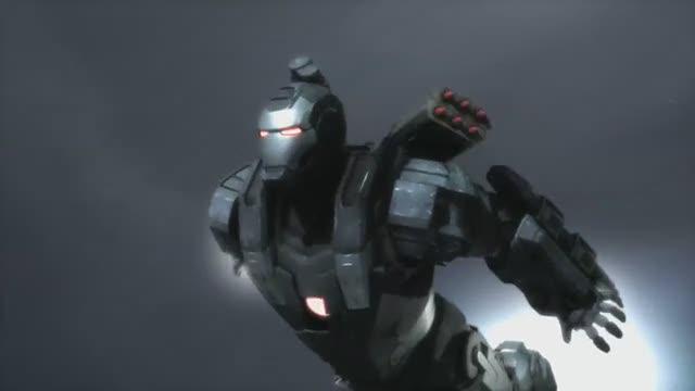 Ecco il ritorno di un supereroe, accompagnato dalla potenza di una Macchina da Guerra!