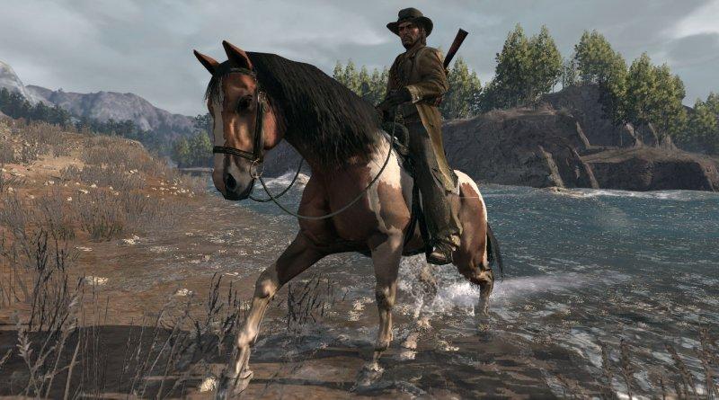 Red Dead Redemption: da Game Informer quasi la lode
