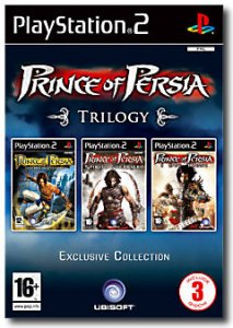 Prince Of Persia Trilogy per PlayStation 2
