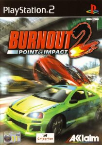Burnout 2: Point of Impact per PlayStation 2