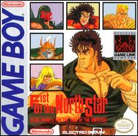 Fist of the North Star per Game Boy
