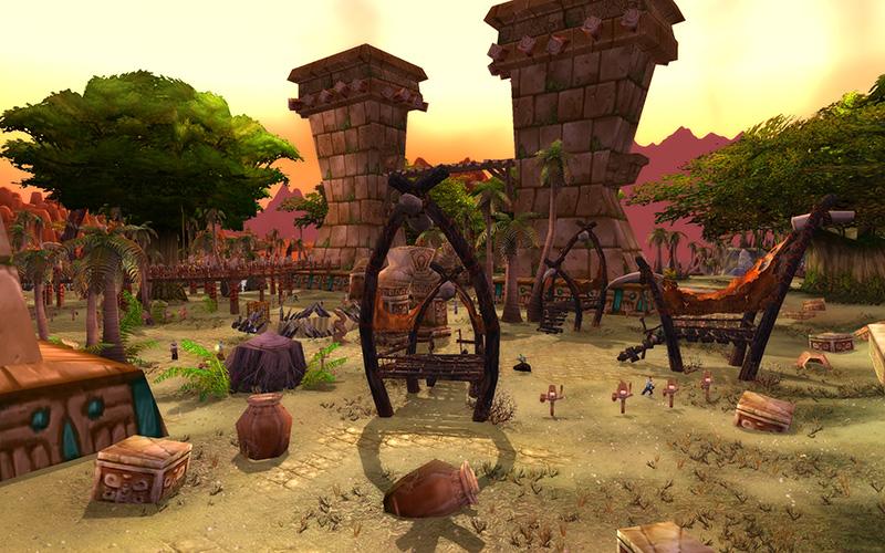 Sempre in contatto con l'Auction House di World of Warcraft