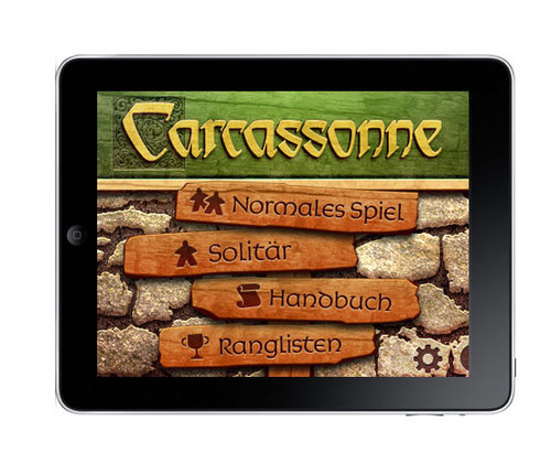 Carcassonne arriva su iPad/iPhone