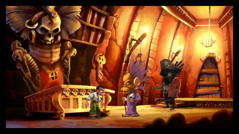 Monkey Island 2 Special Edition arriva domani anche su iPhone e iPad