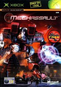 MechAssault per Xbox