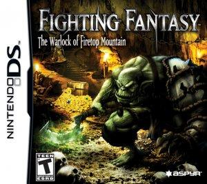 Fighting Fantasy: The Warlock of Firetop Mountain per Nintendo DS