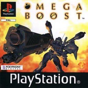 Omega Boost per PlayStation