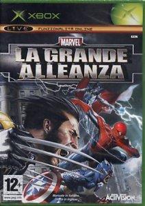 Marvel: La Grande Alleanza per Xbox