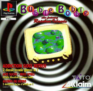 Bubble Bobble featuring Rainbow Islands per PlayStation