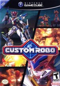 Custom Robo per GameCube