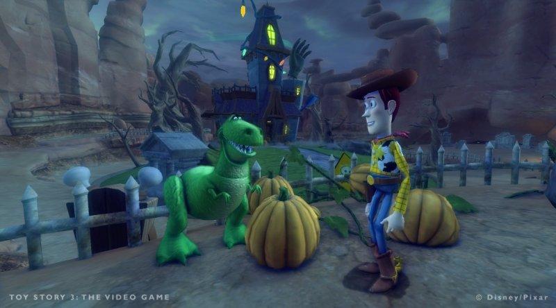 La terza di Woody e Buzz