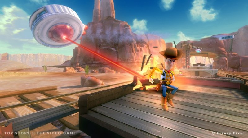 Trailer per Zurg di Toy Story 3: Il Videogioco