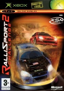 RalliSport Challenge 2 per Xbox