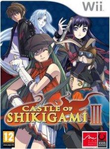 Castle of Shikigami III per Nintendo Wii