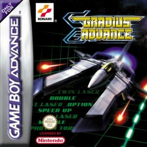 Gradius Advance per Game Boy Advance