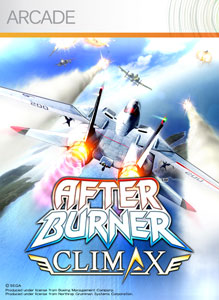 After Burner Climax per Xbox 360
