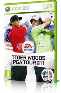 Tiger Woods PGA Tour 11 per Xbox 360