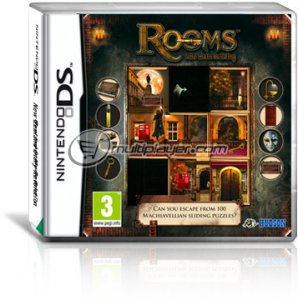 Rooms: The Main Building per Nintendo DS