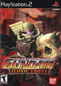 Mobile Suit Gundam: Zeonic Front per PlayStation 2