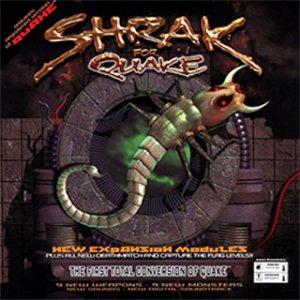 Shrak for Quake per PC MS-DOS