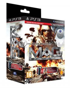 MAG: Massive Action Game per PlayStation 3