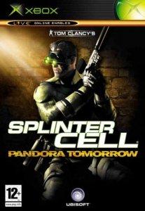 Tom Clancy's Splinter Cell: Pandora Tomorrow per Xbox